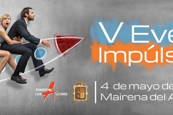 Extraordinarios ponentes se darán cita en el V Evento Impúlsame el 4 de mayo de 2019 en Mairena del Alcor